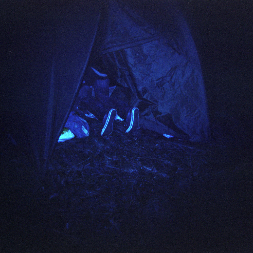 Hollow Hills - the first night 5