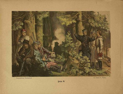 Oesterr-Ungarische Nationalitäten (Polen II)
