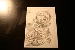 Zombie card 1 inks