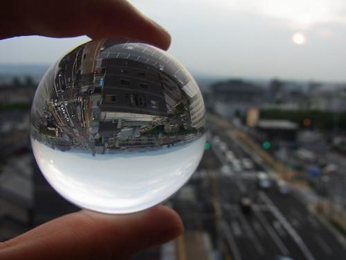Nara 03 /acrylic ball