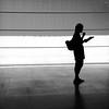 — between horizontal lines — [28/52] — (...storrao...) Tags: blackandwhite bw woman cortina portugal window silhouette linhas museum nikon museu noiretblanc nb bn porto janela serralves pretobranco silhueta courtains d90 storrao sofiatorrão nikond90bw mareevisiting