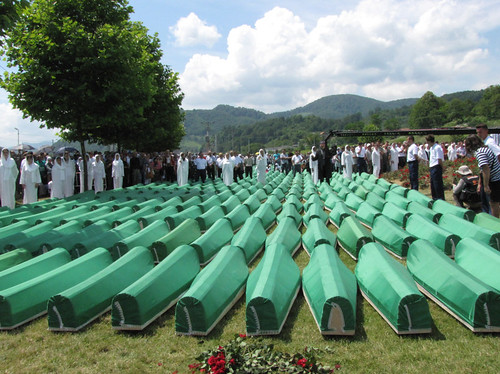 775 victims were buried on 11 July 2010