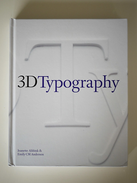 3DTypography Cover