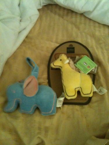Organic triller toys