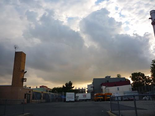 epic dusky sky