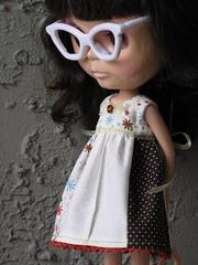 Pretty Little Lady Pintuck dress