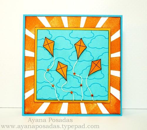 Four Kites (1)