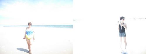 daria souvorova, Robert Moses Beach, Sweet Daria's
