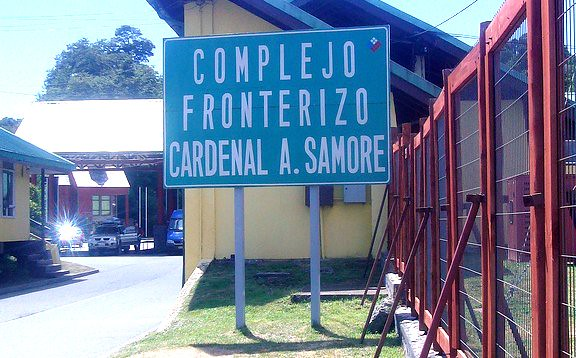 Paso Cardenal Samore
