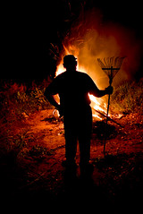 Fire Man of the Corn (Wicked Photography) Tags: andy lehto thewicked81 andylehto