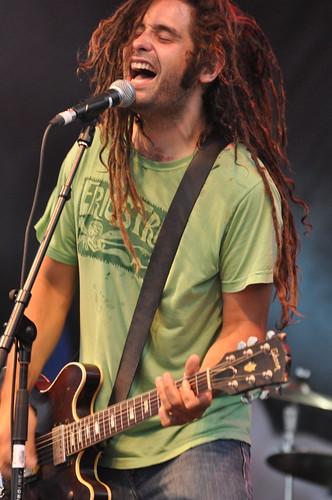 Moneen at Ottawa Bluesfest 2010