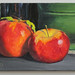 Floyd, Elizabeth. Two Apples #116