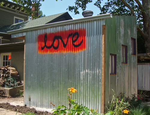 love-shed