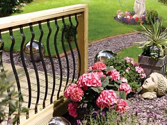 Classic Square Baluster Decking (Richard Burbidge) Tags: decks decking deckrailing deckboards wooddecking gardendecking richardburbidge deckingbalustrade deckingrails deckingbalustrades