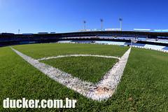 Corner (Richard E. Ducker) Tags: football stadium soccer estadio tricolor futebol templo monumental grmio olimpico imortal