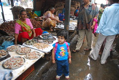Marziya at the Fish Market by firoze shakir photographerno1