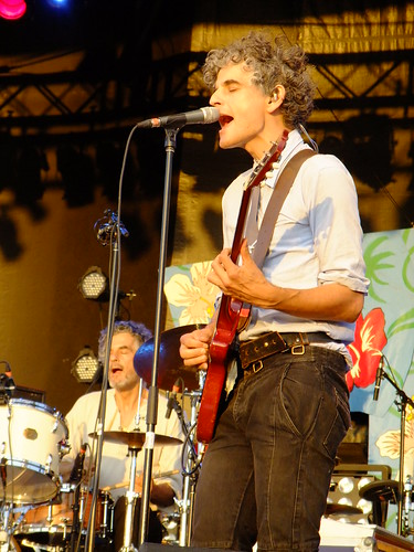 Blonde Redhead at Ottawa Bluesfest 2010