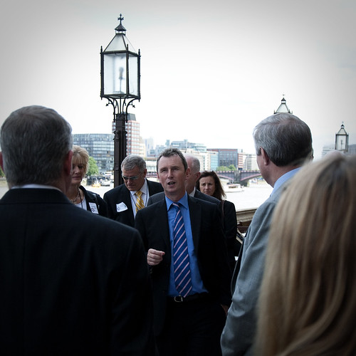 Nigel Evans MP, Deputy Speaker of the House of Commons