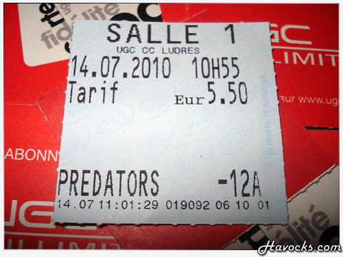 Predators - 01