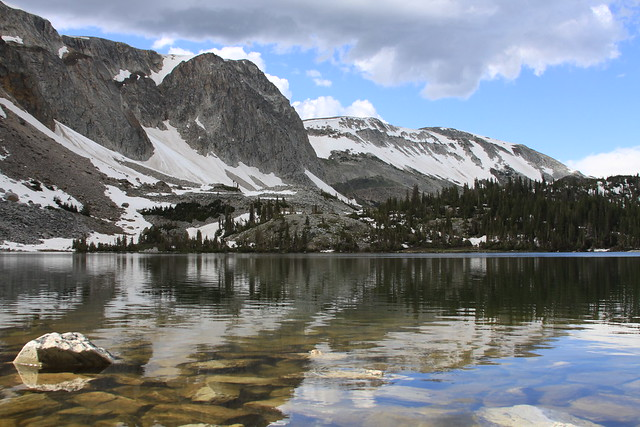 Lake Marie, Medicine Bow National Forest