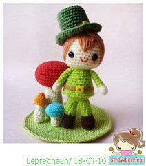 Leprechaun Doll E-pattern - Moonchilds Primitives