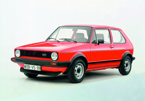 ITALDESIGN 1974 VW Golf