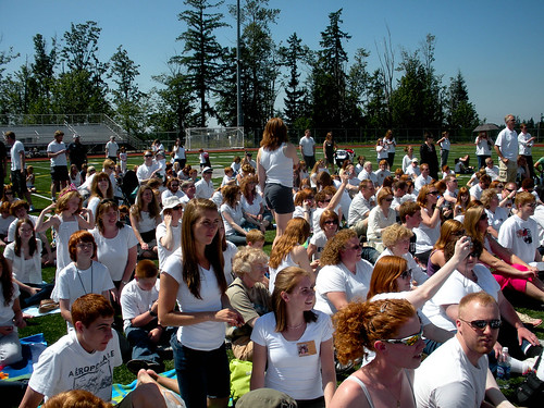 World record number of natural redheads