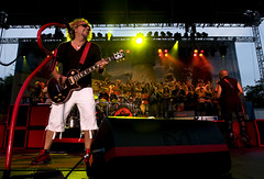 Sammy Hagar by M.Hallowell