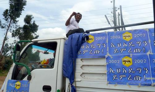 Campaña electoral en Addis Abeba (2010-2002 E.C.)