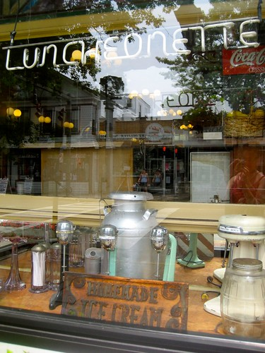 Luncheonette Unlit