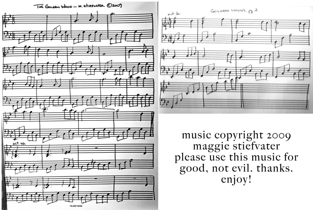 All Music Chords golden sheet music : The World's Best Photos by Telltale Crumbs - Flickr Hive Mind