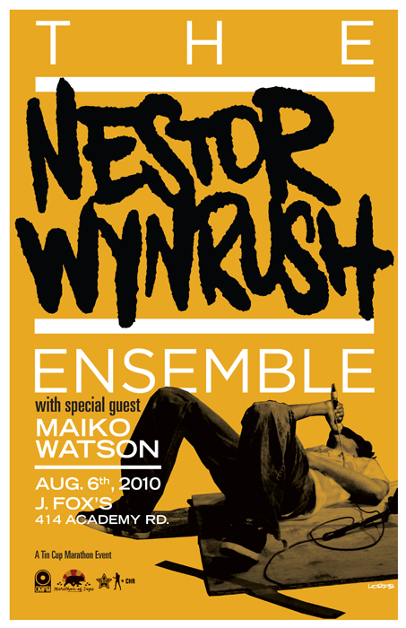 Nestor Wynrush Ensemble Poster