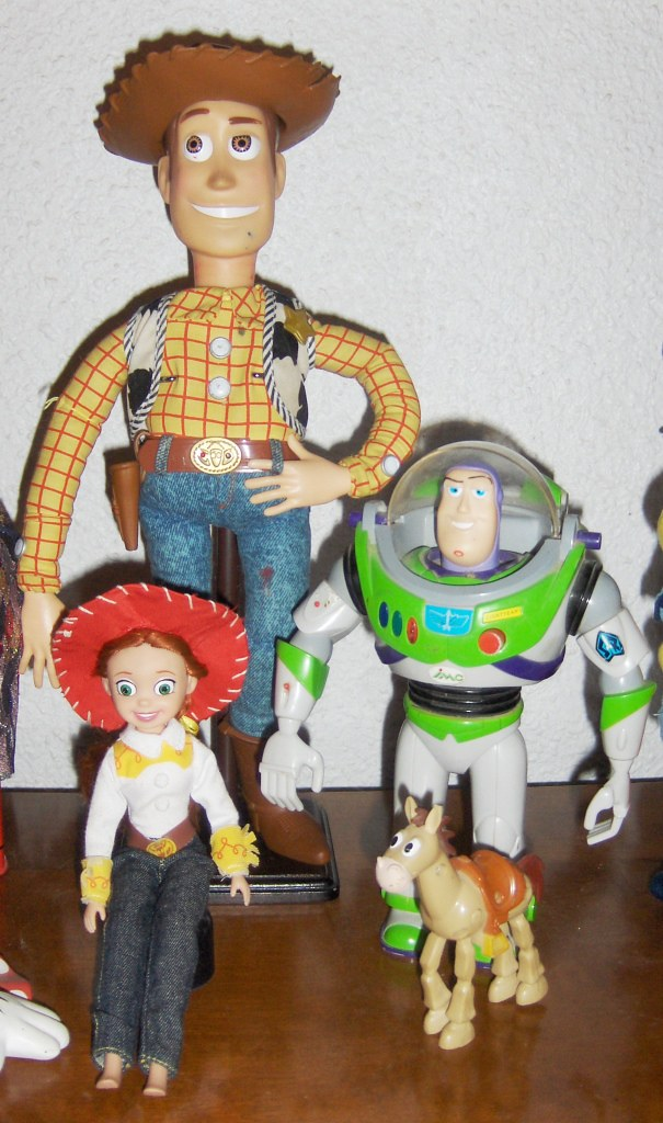 My Toy Story's Toys