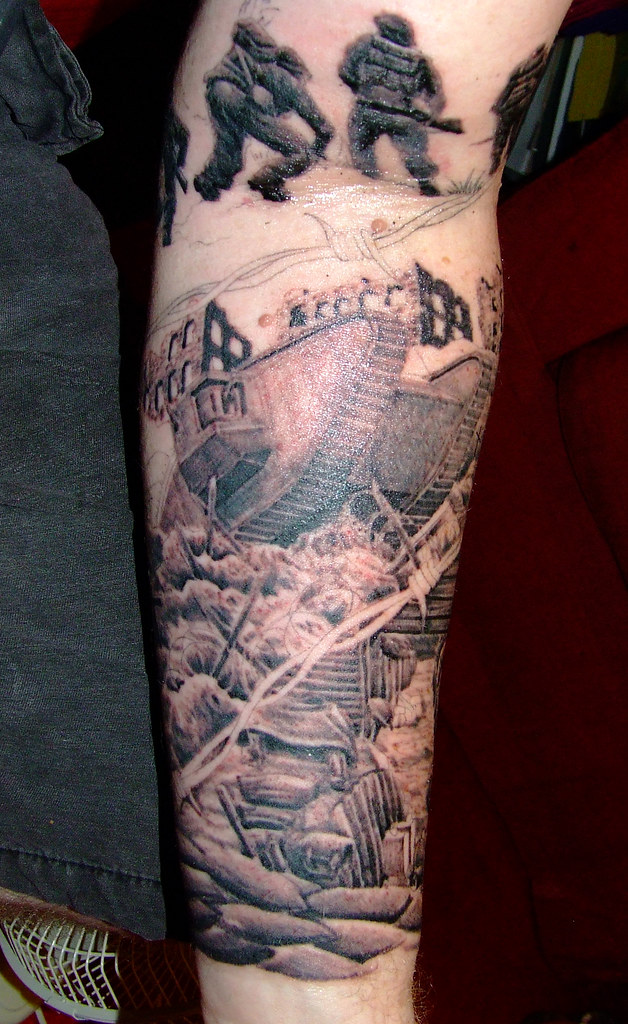 The world 39 s most recently posted photos of ink and ww2 for White heritage tattoos