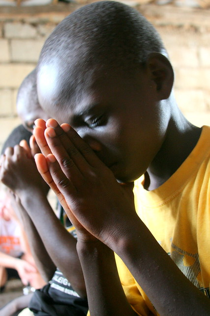Fast and Pray for Haiti on Jan. 12
