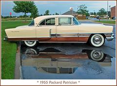 1955 Packard Patrician (sjb4photos) Tags: car automobile packard autoglamma 1955packardpatrician 2010chelseawendys