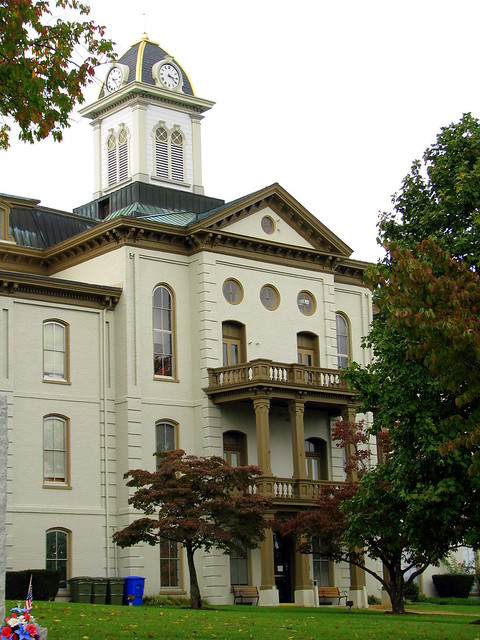 Hamblen County Courthouse