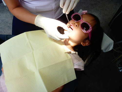 first dentist trip