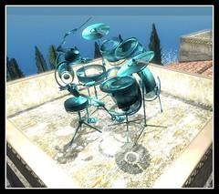 Dream's Prim by nessuno Myoo - Metal Drummer (Roberto Coro) Tags: sculpture shadows places sl windlight salimar nessunomyoo gupr