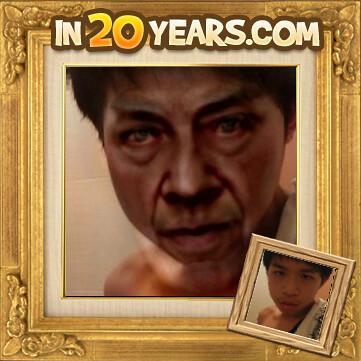 看看自己20年后的样子 自己20年后的样子画像 自己20年后的样子