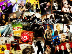 Poets of the Fall Wallpapers (A-lir-a) Tags: music rock collage design inspired wallpapers potf poetsofthefall
