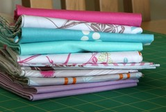 Building up my fabric stash