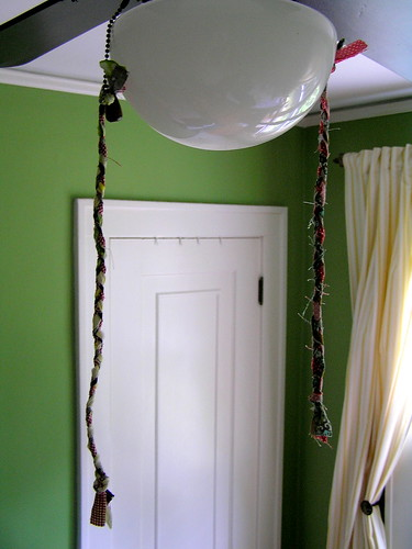 braided scrap pulls
