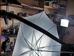 lighting setup for argus camera_0459 (mondays child) Tags: lighting camera umbrella flash setup argus lightingsetup