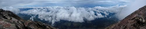 Panorama - Izalco Volcano 1