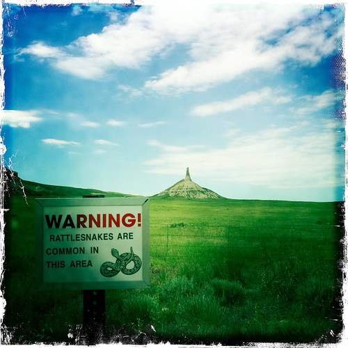 Chimney Rock (Nebraska) - 2