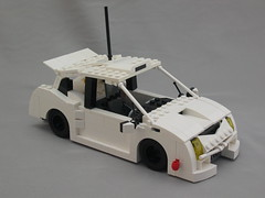 Honda Fit JGTC (daxolesa) Tags: racecar honda lego jazz fit jgtc supergt touringcar