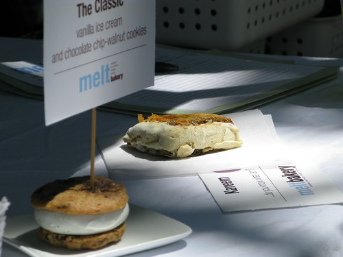 Melt Bakery's Baklava Ice Cream Sandwich