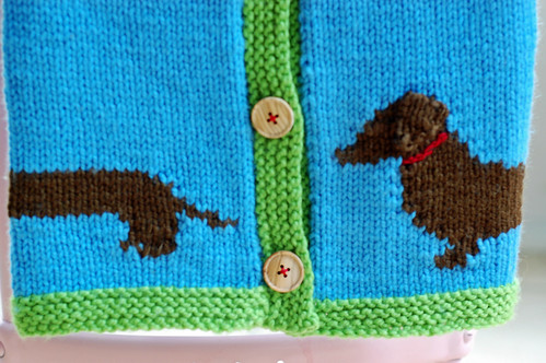 Weenie Dog Sweater 02