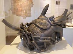 P7240178 (Ant Ware) Tags: art ceramic ceramics hand handmade made clay pottery teapot yixing risha